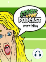 Comic Vine Weekly Podcast 8-1-16