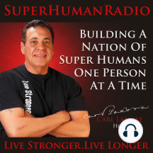 SHR # 1819 :: Science For Humans: The Man Behind The Name EFX Sports + Alcohol Also Damages the Liver by Allowing Bacteria to Infiltrate + Physical Culture Radio: The Strongest Grip In History ::
