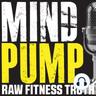 """566: Antiglycolytic Training, Steel Mace & Club Training Adaptations, How Your Sleeping Position Affects Your Posture & MORE: Kimera-Quah! In this episode of Quah, sponsored by Kimera Koffee (kimerakoffee.com, code """"mindpump"""" for 10% off), Sal, Adam & Justin answer Pump Head questions about antiglycolytic training, T-Nations article on building workouts based on your..."""