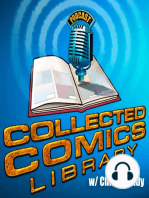 CCL #69 Motor City Comic Con update and Around Comics Podcast