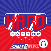 Hard Factor 5/7: The USA Is Whipping Its Big Warship Dick Out, Legal Shrooms, And Metal Chicken