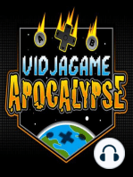 Vidjagame Apocalypse 272 – From Pixels to Pinballs