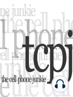 The Cell Phone Junkie Show #186