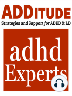 125- Just Diagnosed? How to Succeed with Adult ADHD