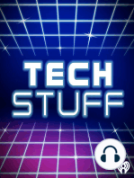 TechStuff Investigates Forensic Technology