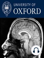 The Oxford Conference on Ageing and Psychiatry Opening Remarks