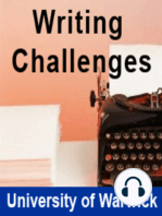 The Character Called the Writer