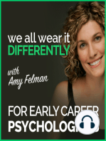 #52 – Early Career Psychologist Series, Chapter 5 – Emily Green