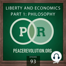 Peace Revolution episode 079: No Masters & No Slaves / YOU Are the Illuminati: Solipsism Exists only in Slave Societies.