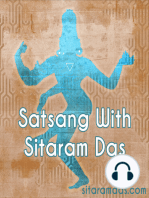 Episode 15, Satsang with Sitar and Matt Staggs