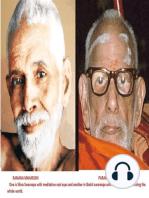 Story - The 24 Gurus of Avadutha Guru Dattatreya