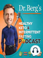 Dr. Berg & Professor Timothy Noakes on the Ketogenic Diet & Exercise Myths