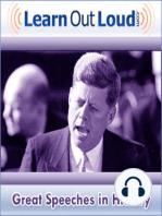 Ronald Reagan's Inaugural Address