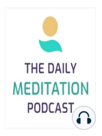875 Meditation Technique for a Bad Day + Chamomile Tea