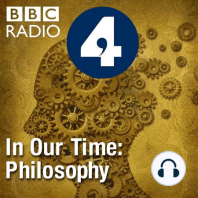 Altruism: Melvyn Bragg and guests discuss philosophical and evolutionary arguments over altruism.