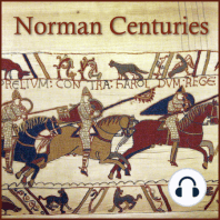 Episode 7 - After Hastings: King Harold wanted nothing more than a peaceful reign, but was destined to spend his time on the throne preparing for war. He had been crowned under the threat of a foreign invasion and had to fend of a major Viking attack in his first summer as king. Now as 1066 drew to a close he got word of the long-awaited Norman landing. Join Lars Brownworth as he looks at the Battle of Hastings and its aftermath.