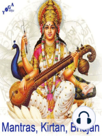 Prayer of Dhanvantari chanted by Jana and an ayurveda training group