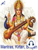 Ruzan chants the Shiva Shiva Shambho mantra