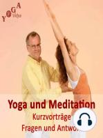 Meditieren oder Autogenes Training