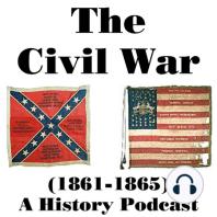 #39 THE BLOCKADE: In which we discuss the April 19, 1861 proclamation by which Abraham Lincoln declared a blockade of the Confederacy. And we also look at the Confederate seizure of the important Gosport navy yard a few days later.