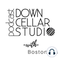 Episode 143: Splashing Around the Prizes: For full show notes please check out my website.  Thank you for tuning in to Episode 143 of the Down Cellar Studio Podcast. This week's segments included:    Off the Needles On the Needles Brainstorming From the Armchair Crafty...