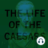 Julius Caesar #8 – Caesar Goes To Spain: On this episode, Caesar picks the wrong horse, fights off accusations that he's in league with Catiline, and then finds out his wife Pompeia is up to no good with a man in drag during the feast of the Good Goddess. In the end,