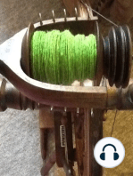 YST Episode 24 Spinning and Dyeing Silk