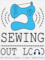 Sewing on Paper and Other Sundry Materials