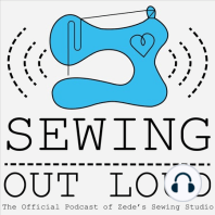 Sewcabulary 1: Croquis, Sloper, Muslin, Moulage, Pattern, Tailor Tack