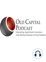 ASK MIKE MONDAYS - Michael, have you ADJUSTED the IRR (INTERNAL RATE OF RETURN) in deals you are doing to account for lower cap rates, higher interest rates and lower annual rent increases?