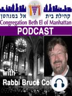 """9/28/2018 – """"Experiencing God"""" – Sukkot Chol HaMoed"""