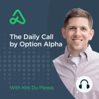 """#326 - How Do You Make Money Selling Options?: Hey everyone. This is Kirk here again from Option Alpha and welcome back to the daily call. Today, we're going to answer the question, """"How do you make money selling options?"""" I think this is one of the biggest questions that many new investors..."""