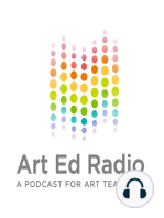 Ep. 042 - 8 Art Room Hacks to Make Your Teaching Life Easier
