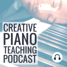 TTTV034: Building a piano community that students love with Laura Kahar: Piano can be a lonely activity. The opportunities for ensemble and group playing tend to be less common than with other instruments, and it can leave students feeling…all alone. This is why building a sense of community within the piano studio is so im...