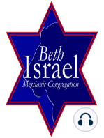 Messiah and the Last Day of Passover - Yom Shabbat - April 11, 2015