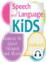 Using RTI for Speech Sound Errors