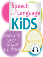 Spring Speech Therapy Activities