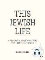 Life Begins Before Conception (Jewish Life Cycles Part 1)