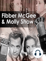 Fibber McGee And Molly Show-Uncle On The Radio