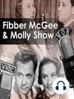 Fibber Has Pneumonia-Gildersleeve Calls