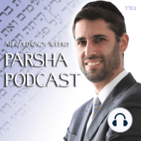 Mishpatim - Practical Spirituality: Why does the command not start off with the usual statement of God speaking to Moshe? What is the 'shemira' - watching that we are to do when it comes to mishpat - judgments as per the verse in Isaiah? How is it that a person's possessions are a reflection of his spiritual level? Find out in this week's Parsha Podcast.