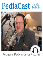 Anesthesia, Naps, Deaths and Funerals - PediaCast 428