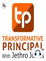 Giving Up Control with Michael Shapiro Transformative Principal 093
