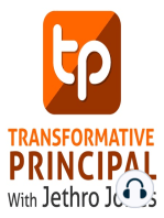 Dealing with Student Loss through Developing Relationships with William Parker Transformative Principal 024