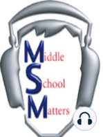 MSM #80- Departmentalization of School- Twitter, Cell phones, and Content!