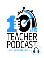 Helping Autistic Students Travel by Making Books - encore episode #13 of 2017 of the 10-minute teacher