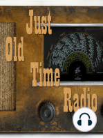 Just Old Time Radio 93 Command Performance featuring George Raft and Deanna Durbin