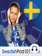 Learn Swedish with our FREE Innovative Language 101 App!