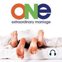 """430: SEXUALLY SATISFIED: Learn what to do in your marriage when one of you is not sexually satisfied.It's important to have a healthy understanding of yourself and earnest pursuit of pleasing your spouse as you grow together.   """"It's hard to be satisfied with your..."""