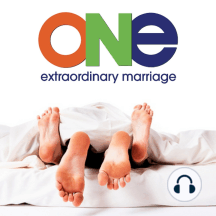 064 – O Yes, That's the Spot!: In this episode of ONE Extraordinary Marriage Podcast Tony & Alisa dig deep into orgasming so that you can have one.  Alisa shares her experience of not having orgasm early in her marriage and faking orgasms to finish the deed.